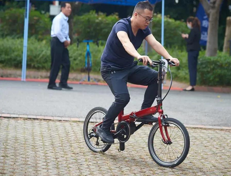 2020中国自行车产业大会完美落幕,大行折叠车尽显不凡风范