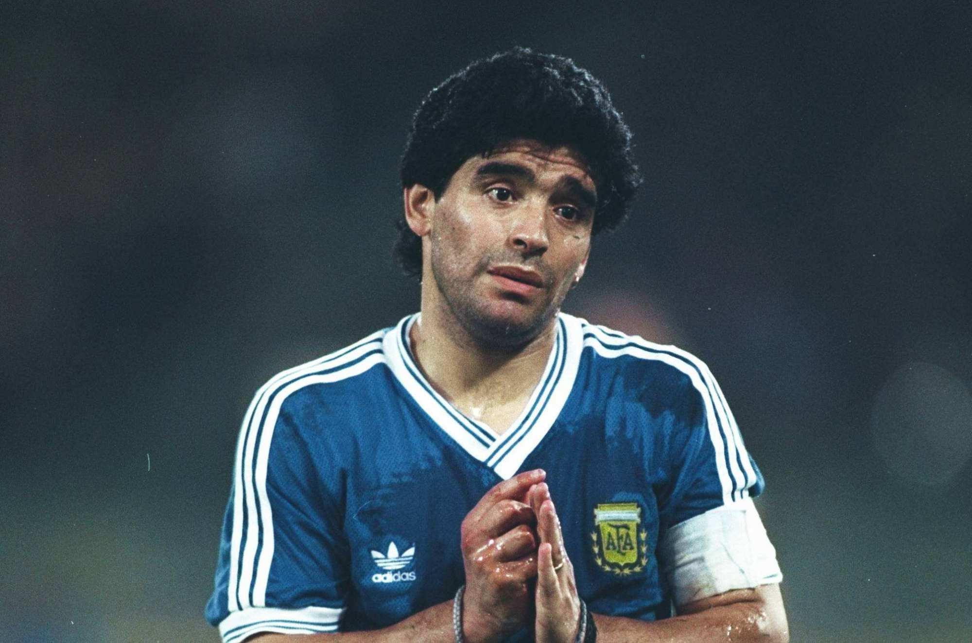 莱因克尔觉得马拉多纳在墨西哥世界杯上的荣誉,应属于英格兰国脚
