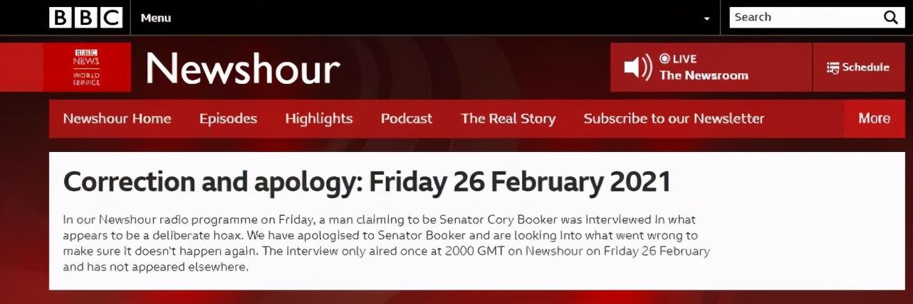 """这惹不起!报道涉及美国假新闻,BBC赶紧道歉并保证""""绝不再犯"""""""