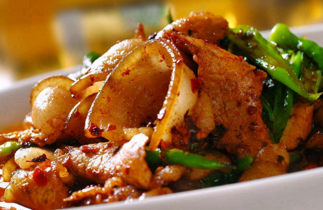 回鍋肉這麼做,肥而不膩,乾香不柴,分享正確做法,太好吃了
