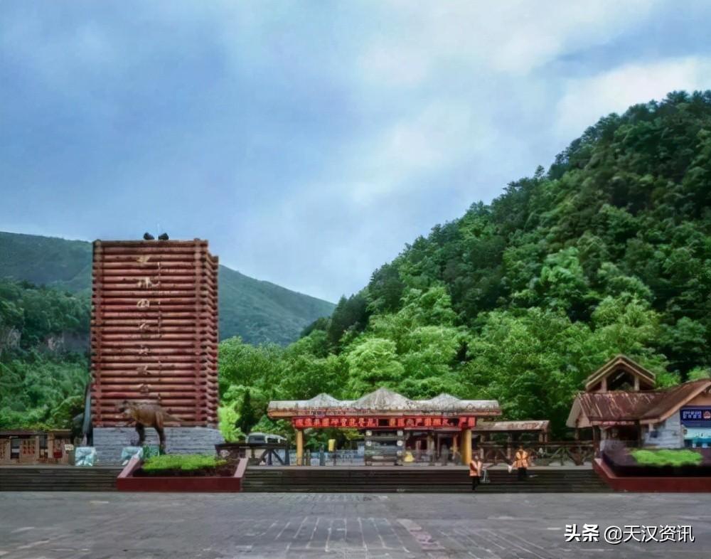 雨过天晴,汉中三大景区恢复开园