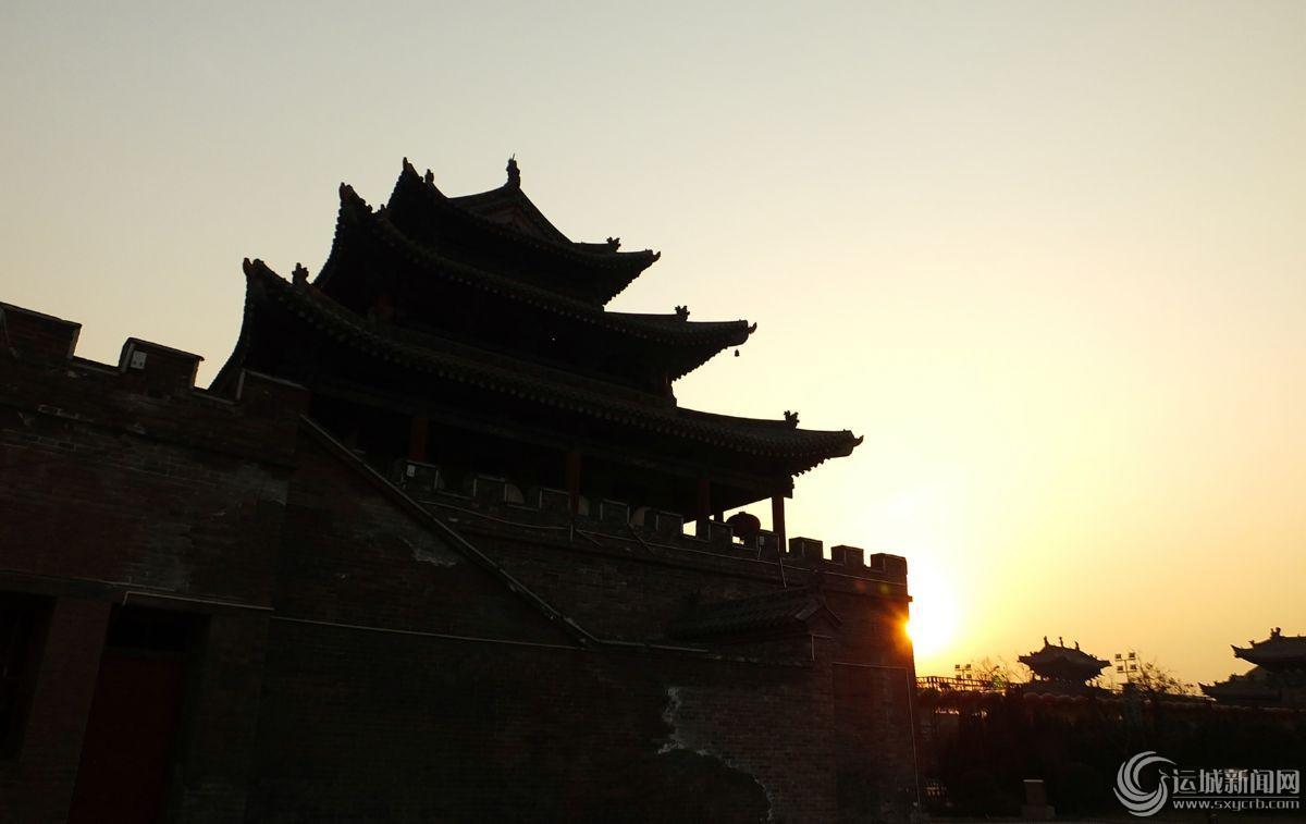 「组图」新绛|古城夕阳耀新年