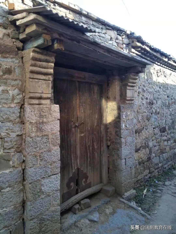 历史追记——唐县古洞村