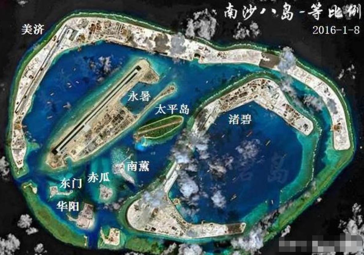 美国航母驱逐舰南海挑衅:中国为何隐忍不发?原来在忙这件大事