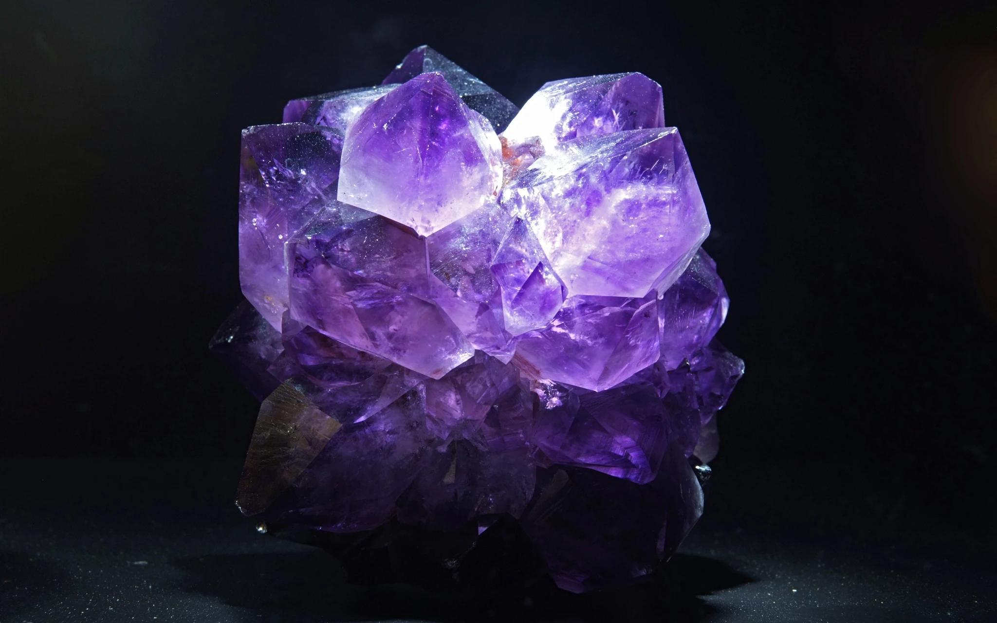 紫水晶的11种真正的好处