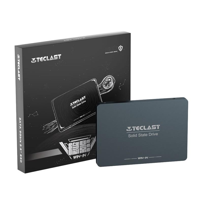 老电脑性能提升的性价比之选:台电稳影系列512GB SSD评测
