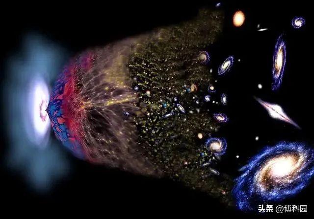 """再次突破:更接近130亿年前,宇宙""""黑暗时代""""结束发出的信号"""