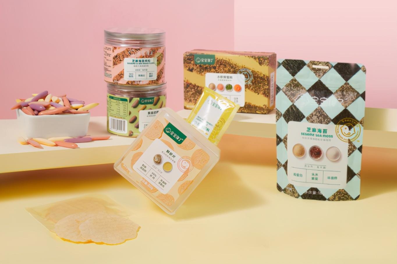 「母婴」婴儿健康食品品牌宝宝馋了完成过亿元A及A+轮融资