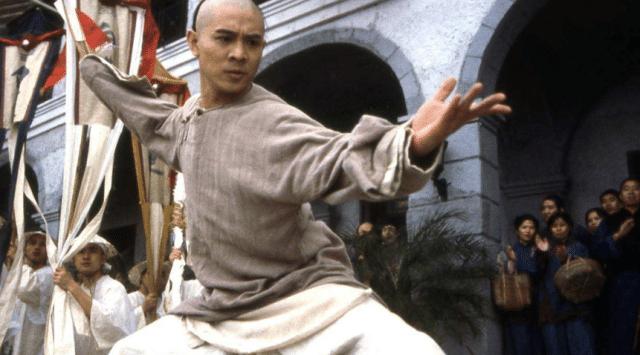 李连杰的《方世玉》隐藏着好多大咖,认出了郭涛,却没认出潘粤明