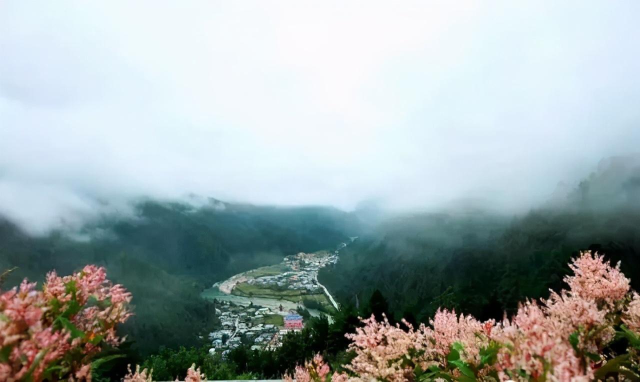 西藏小江南,美的出神入化!
