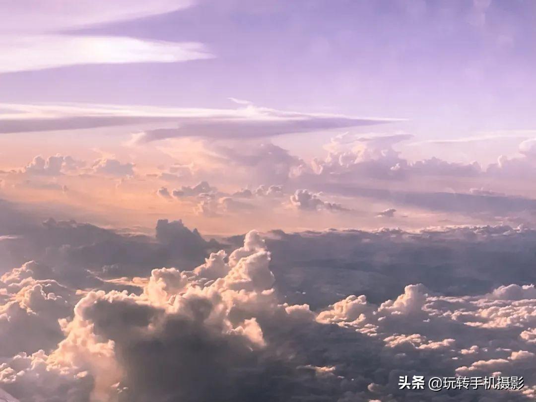 学会这3招,让你在365天里都能拍出绝美的云彩