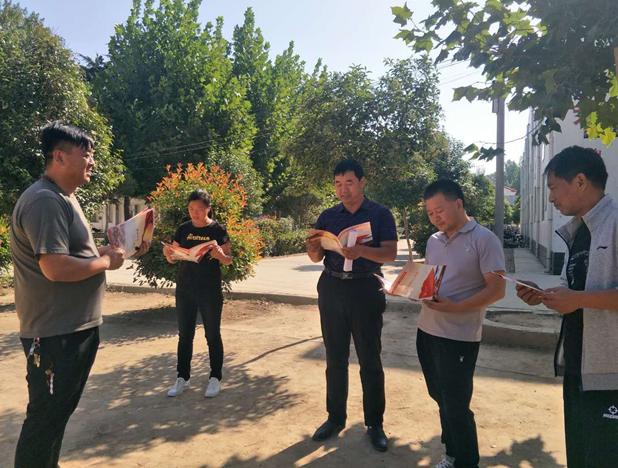 开封市祥符区袁坊乡:积极开展国防教育宣传周活动