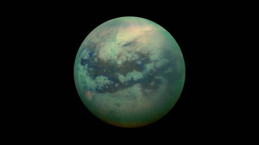 太阳系中第二颗会下雨的星球,还有浓厚大气层,有存在生命的可能-第1张图片-IT新视野