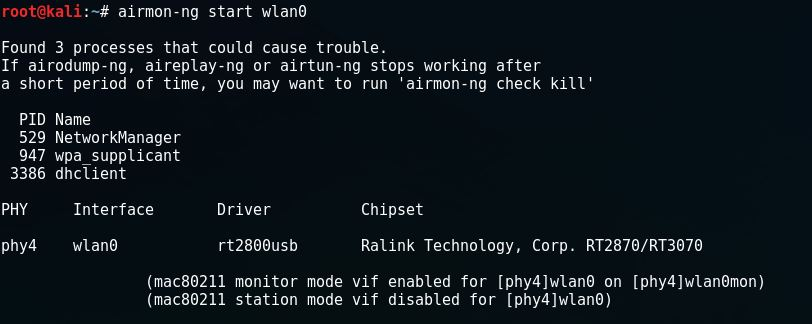 kali告诉你网络安全工程师如何破解隔壁宿舍WiFi