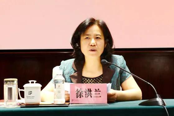 中央巡视组结束巡视当天,武汉副市长徐洪兰落马