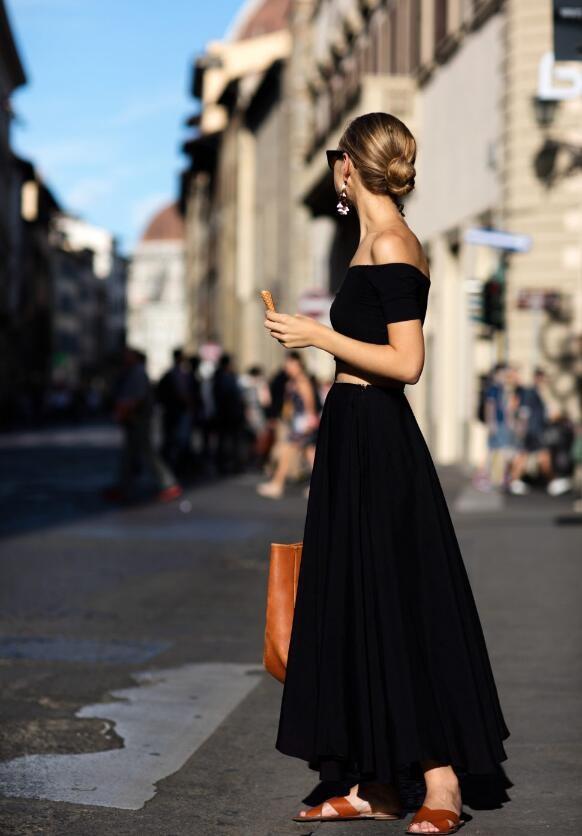 讓你想擁有她的時尚夏天 157cm身材不算完美卻有著自己的味道