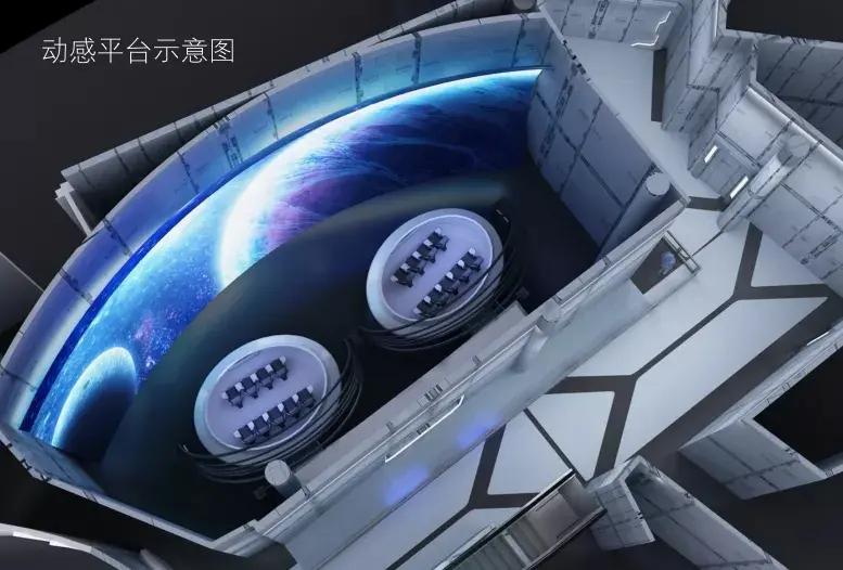 球幕影院 | 无框负压式屏幕的技术核心