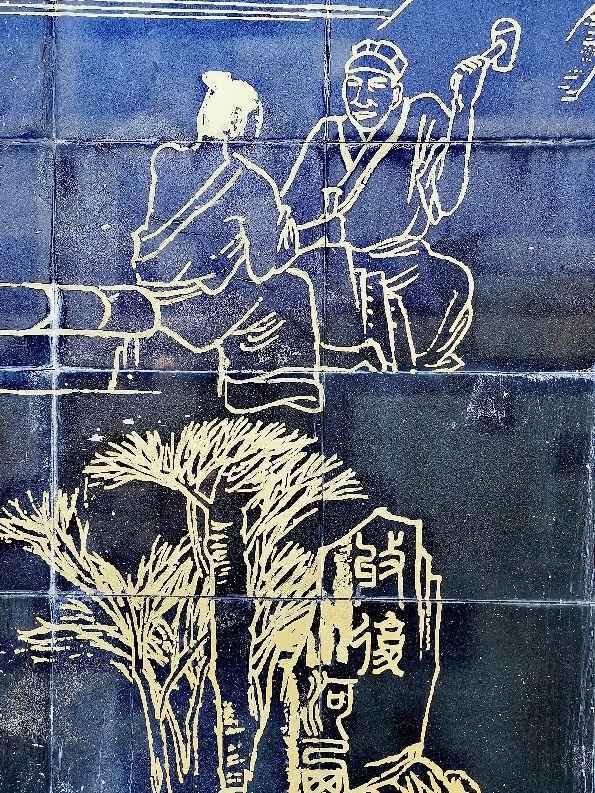 秦汉帝国的摇篮,中国历史上的改革之都、法治之都。商鞅广场记