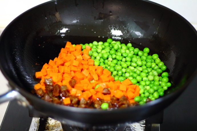 豌豆最佳食用季节,推荐4种简单的做法,大人孩子都爱吃! 美食做法 第9张