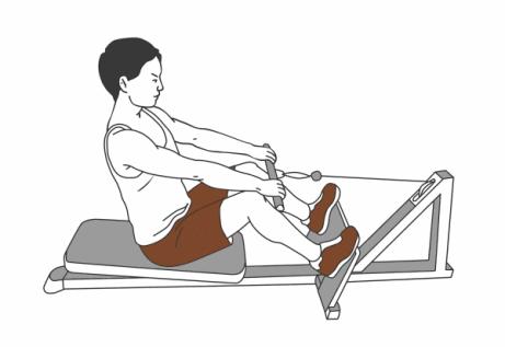 腰椎间盘突出症患者可以做深蹲吗?坐姿划船呢?