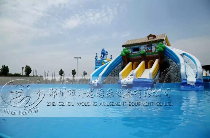 放眼明年夏季的投资移动水上乐园可能是你的菜