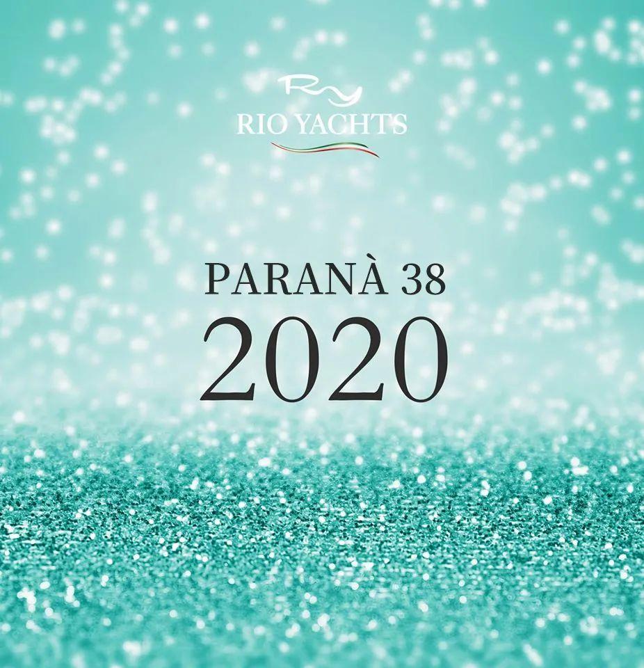 RIO(瑞蒂奥)六十周年庆重铸经典「Parana 38游艇」