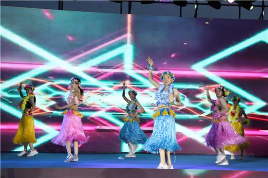 潍坊弘润水世界电音节启幕 畅享夏日激情旋律