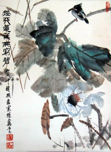 全民艺术家|著名画家孙磊先生
