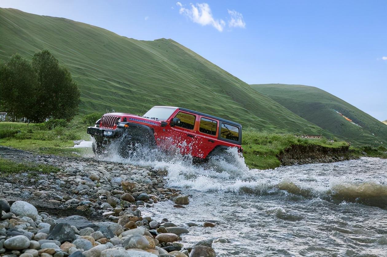 """全新Jeep牧马人4xe获评""""沃德十佳发动机与动力总成"""""""