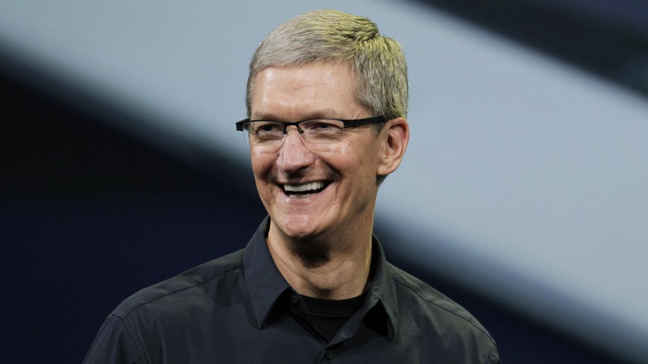 十年之内卸任CEO!库克表态:随时可能离开苹果