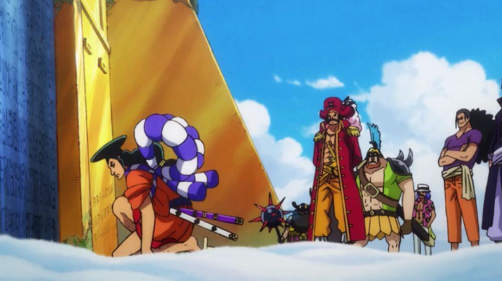 海賊王:已知上過空島的5位船長,凱多去到空島的目的最特別