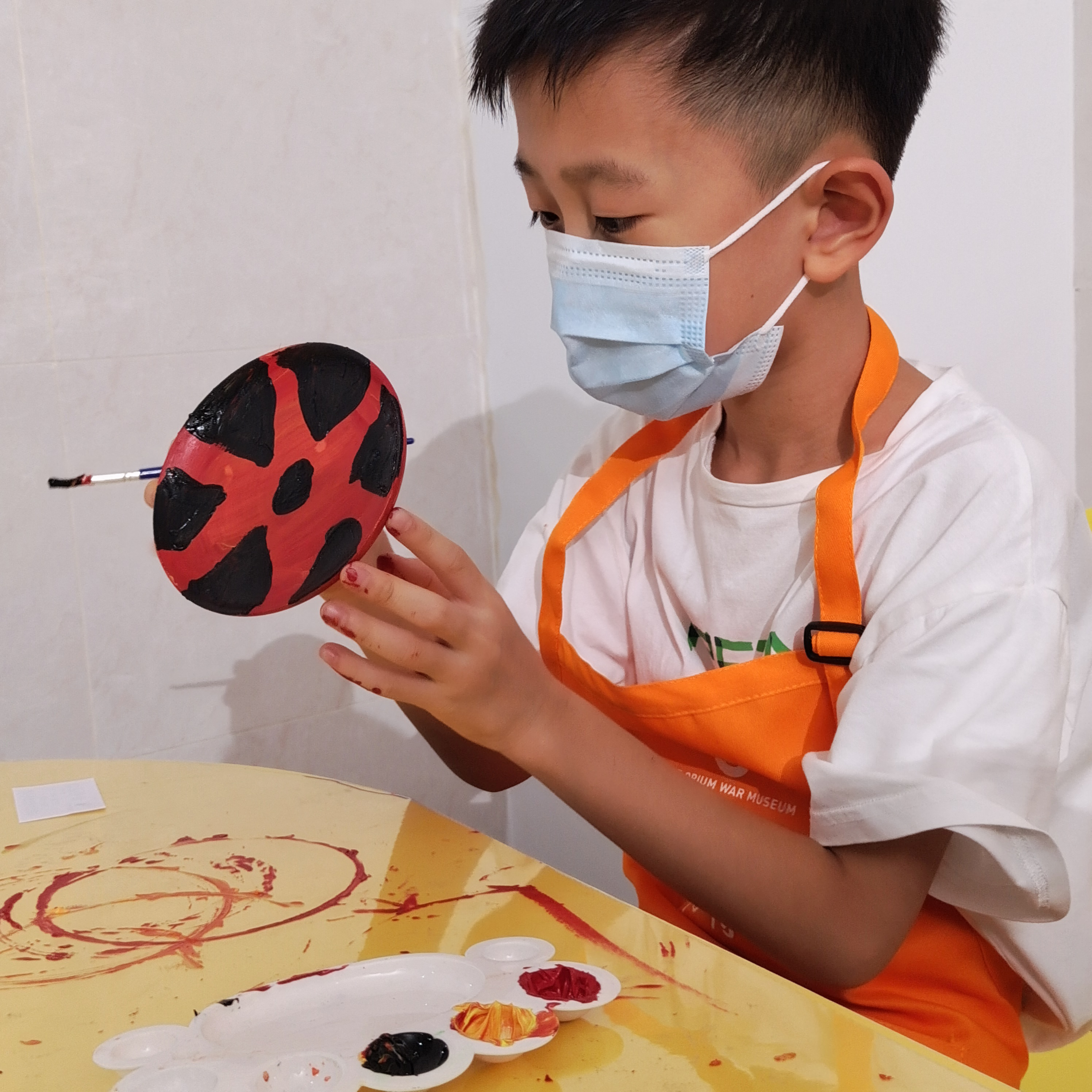 活动回顾   走进外销漆器,感受漆艺之美