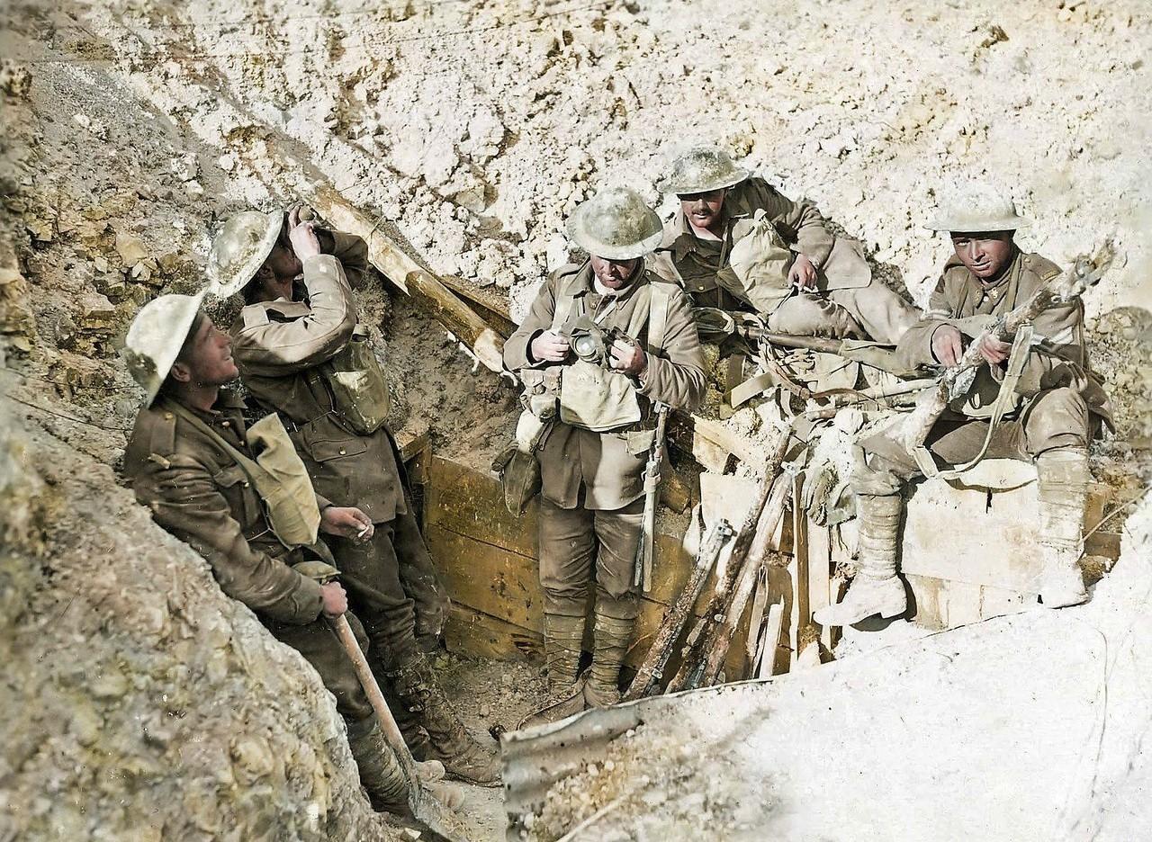 美国一战赚了多少钱?价值相当于1.1万吨黄金,最后却血本无归