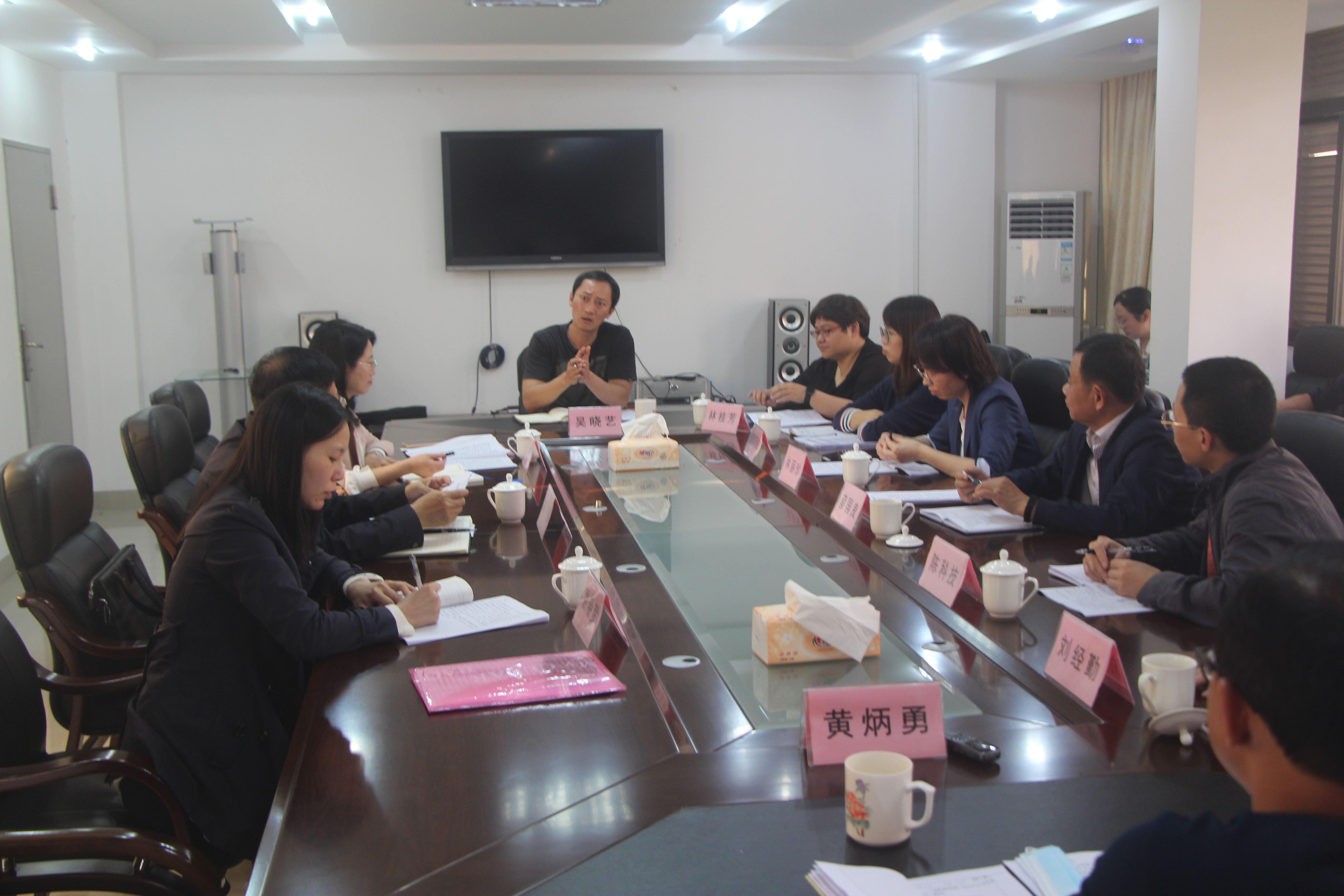 福建省泉州市司法局局长林强到永春县调研指导工作