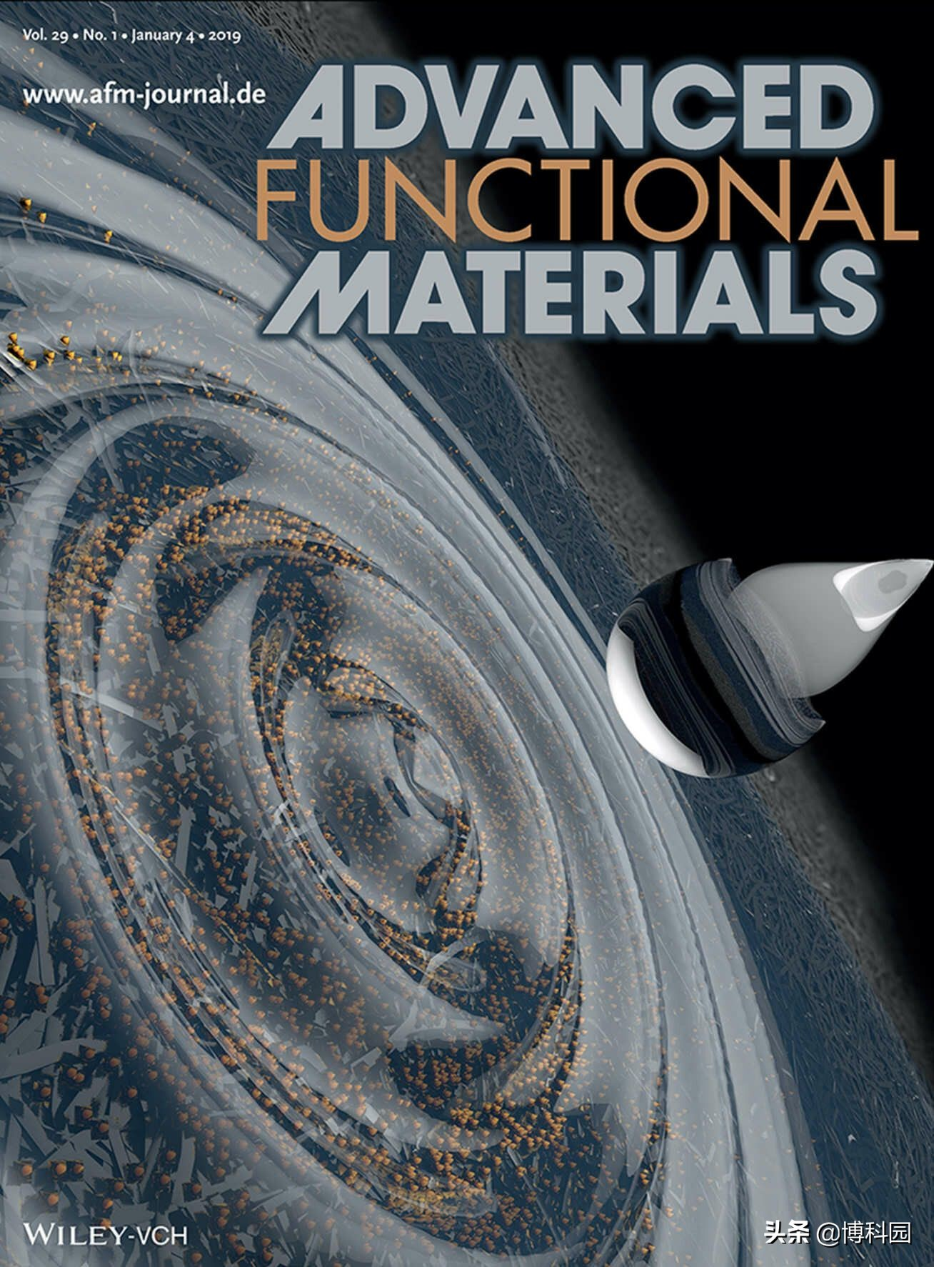 新型金属沉积技术使智能织物成为可能!