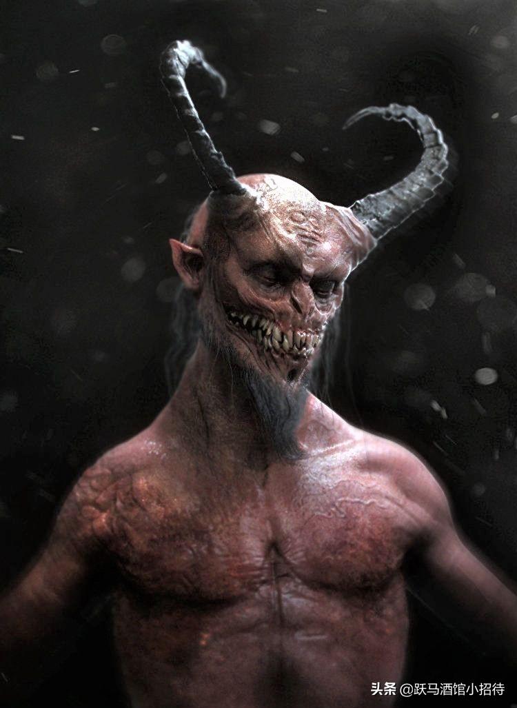 《地狱男爵》中的黑暗怪物:魔裔之父阿兹尔