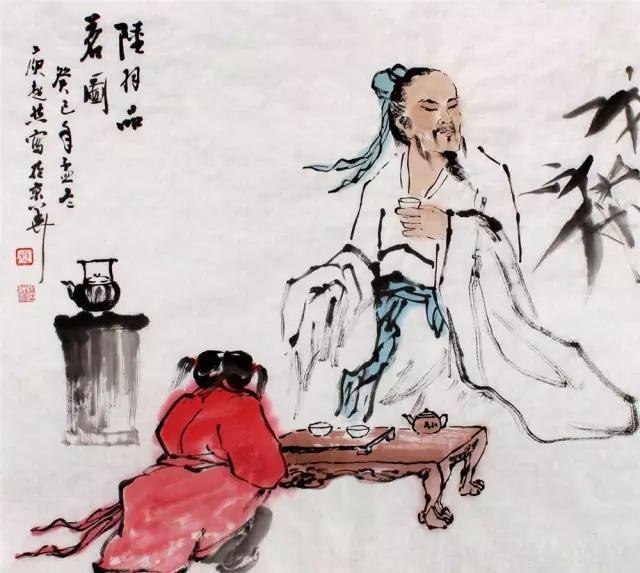 陆羽:被父母抛弃被师兄痛打,最终却成为一代茶圣