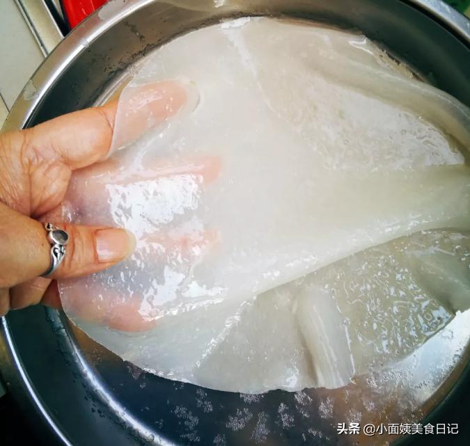 陕西凉皮,这是最正宗做法 美食做法 第20张