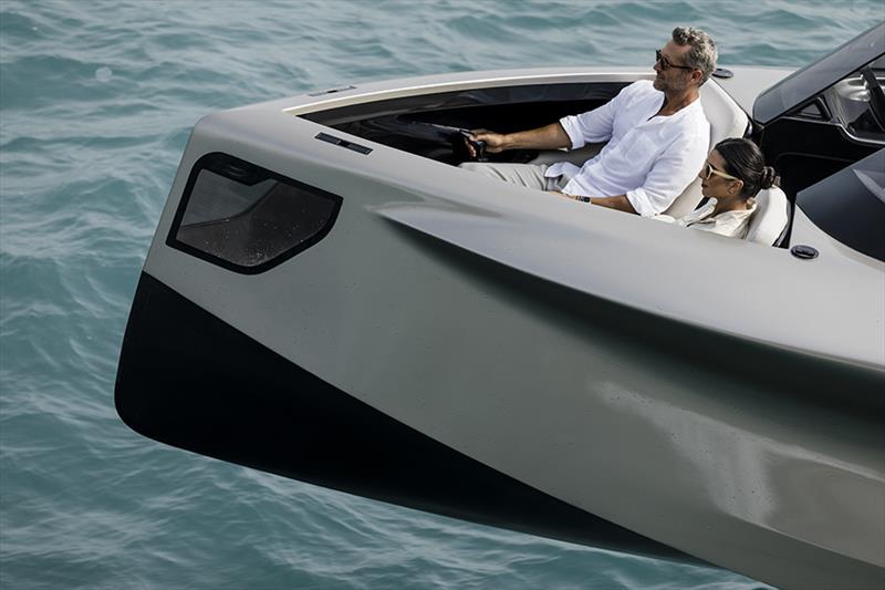世界上第一艘全铝箔动力艇,ENATA发布铝箔水翼艇将于2020年亮相