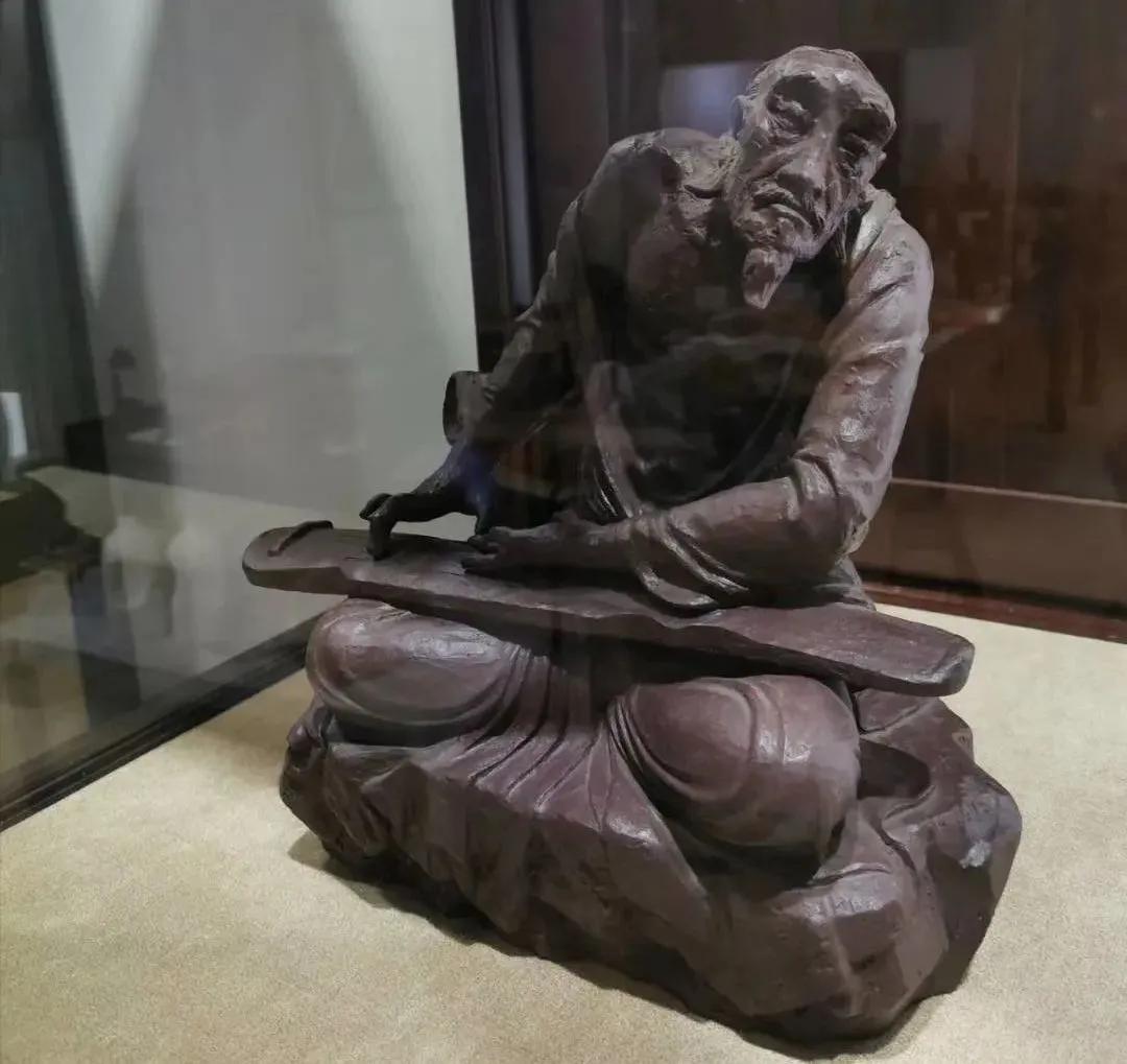 """打卡广汉""""石人艺术馆"""",赴一场文化之约"""