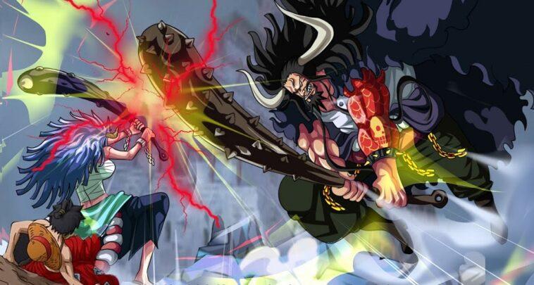 海賊王:大和心癢難耐,她渴望與父親凱多戰斗,背後到底有何原因