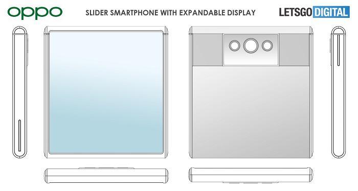屏幕可增大80%!大厂新专利曝光:这才是黑科技