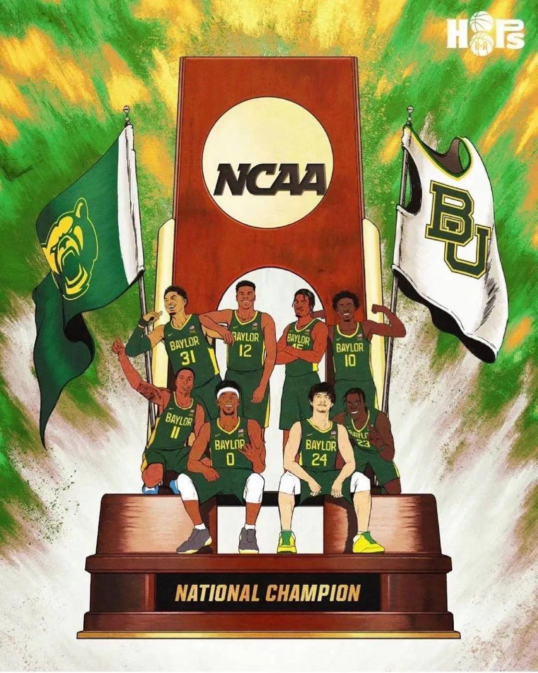 NCAA纵容三月开幕!115年首冠眼前,体育是最佳的教育