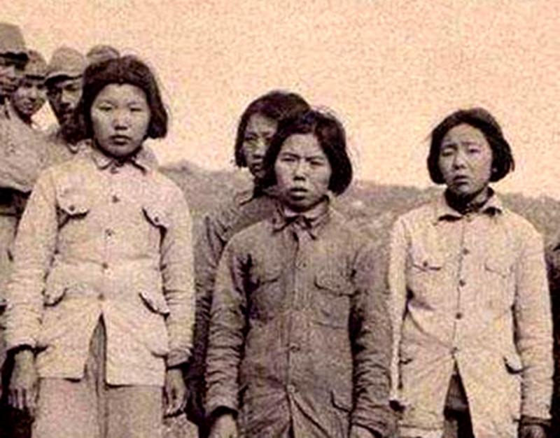 """黄埔军校第一次招收的女兵,诞生了""""女四杰"""",四人的结局如何?"""