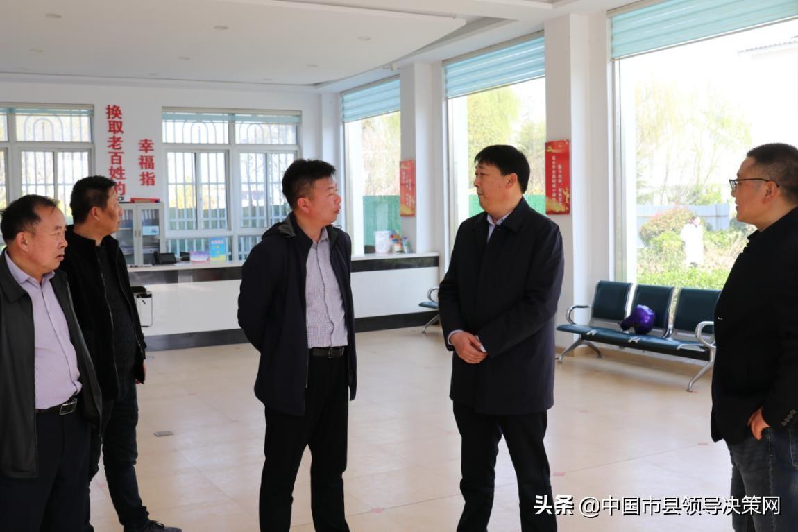 江苏响水县退役军人事务局开展基层退役军人服务站督查工作