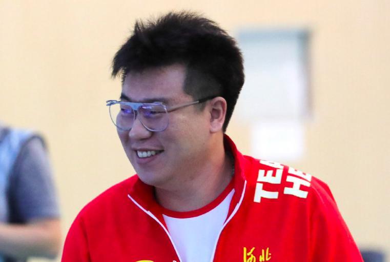 射击名将庞伟全运会后将退役,35岁再添金