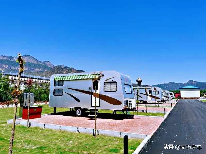 露营地设计小技巧,带你玩转房车露营地