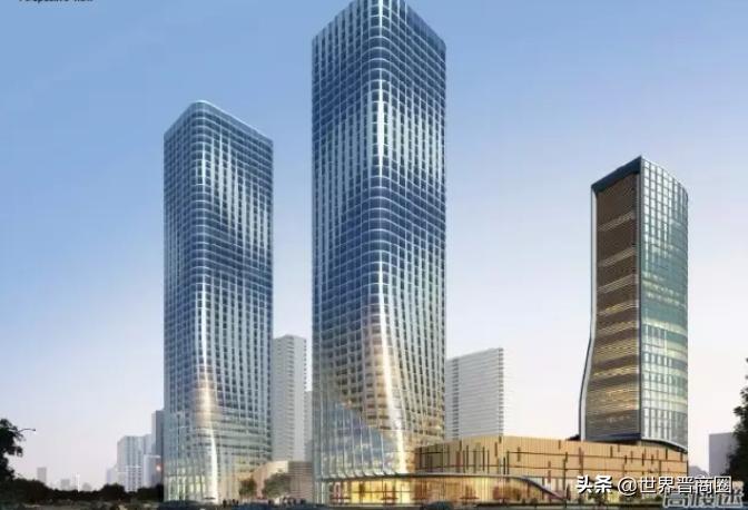 太原核心地块楼盘糟心事:格盟金融城、远大购物广场、泰禾金尊府