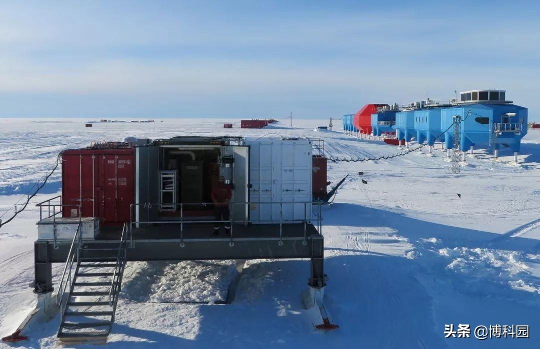 因这台发电机可持续运行9个月!南极观测站,能无人独立运行