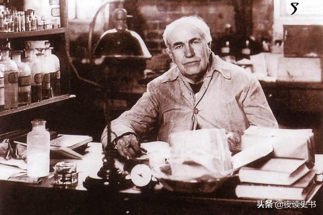爱迪生的发明有哪些东西(爱迪生的发明有哪些?他经历了什么)